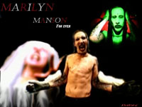 Marilyn Manson wallpapers